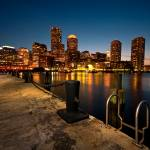 """Boston Harbor"" by carbonsilver"
