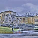 """Albright-Knox"" by ArtGrrlProductions"