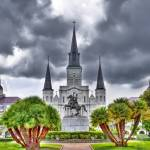 """Jackson Square, New Orleans"" by ArtGrrlProductions"
