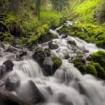 """""""41_ConvergingWaterfall_ColumbiaGorge_OR"""" by kevinmcneal30"""