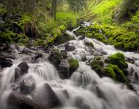 41_ConvergingWaterfall_ColumbiaGorge_OR