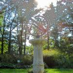 """Sundial in the sun - Kings Gap"" by Outdoorguy"