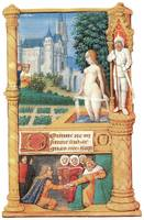 Book of Hours for Bourges Use
