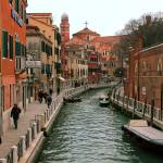 """Venetian Canal"" by martinographics"