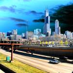 """Sweet Home Chicago"" by world-of-gigi"