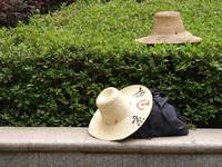 Hats at Rest
