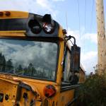 """Wrecked School Bus 2"" by dmarshall"