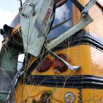 """Wrecked School Bus 5"" by dmarshall"