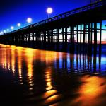 """Pier Bright"" by brandonpaulwatts"
