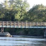 """Foot Bridge Over the St. Jones"" by ghardesty"