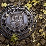 """""""Praha Manhole"""" by brandonpaulwatts"""