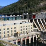"""Brilliant Dam - Castlegar 6"" by dmarshall"