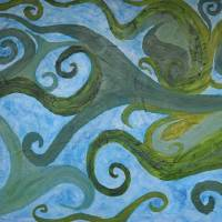 Seaweed Art Prints & Posters by Tamara Kay McDowell