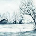 """""""WinterVillage"""" by Swaroop"""