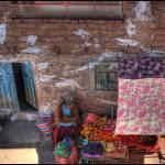 """Peru -- HDR Image of Isla Taquille woman"" by JoeJimenez"