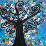 """The Peace Tree"" by juliryan"