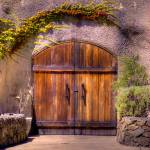 """Wine Cave Doors"" by PaulGaitherPhotography"