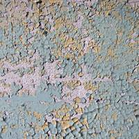 Peeling Paint Abstract