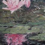 """Water Lillies 2"" by Nash-Wood"