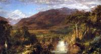 Heart of the Andes by Frederick Edwin Church