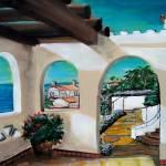 """Laguna Sun Patio"" by MitchellMcClenney"