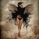 """""""El Angel de la Vergûenza"""" by FrancaFranchi"""