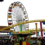 """Ferries Wheel at Santa Monica Pier, CA"" by ZarahSolis"