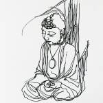 """buddha"" by aaronnathan"