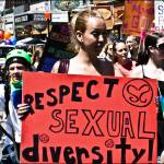 """Respect Sexual Diversity!"" by norablansett"
