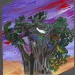 """Celebrate the Tree"" by ArtByLinda"