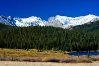 Rocky Mountains - Indian Peaks - Brainard lake