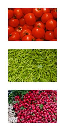 Vegetable Triptych