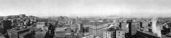 Panorama of San Francisco 1915