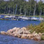 """Calhoun Sailboats 3"" by janesprints"