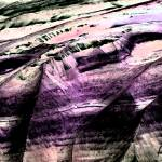 """PURPLE CLIFFS"" by AES"