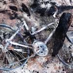 """""""Burnt Bicycle"""" by JeMappelleKel"""