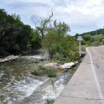 """Low Water Crossing on Bull Creek - Austin, Texas"" by ajx3"