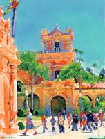 Field Trip to Balboa Park by RD Riccoboni