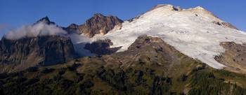 Mt. Baker West Face Panorama