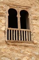 Wooden Arched Windows