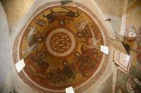 Frescoed Dome of St Paul's