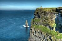 Cliffs of Moher & O'Brien's Tower