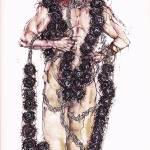 """The Black Hero beau ideal [F.]"" by GODDESSVIRAGO"