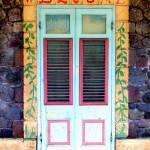 """Caribbean Door II"" by corriescott"