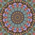 """Box of Chalk Kaleidoscope"" by lyle58"