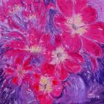 """Explosion in Magenta"" by Nash-Wood"