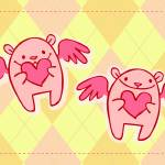 """Cupid Bears"" by lollytots"