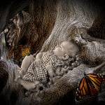 """""""Babies & Butterflies"""" by Irmazart"""