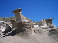 The Hoodoos of Drumheller