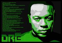 Dr Dre Pop Art